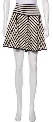 DKNY Striped Mini Skirt w/ Tags