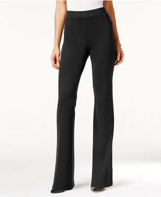 Style & Co. Pull-On Bootcut Pants, Only at Macy's $49.50 thestylecure.com
