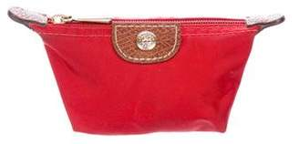 Longchamp Nylon Coin Purse
