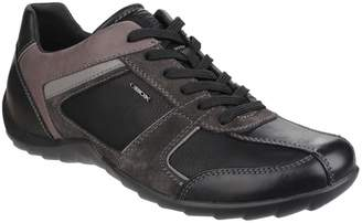 Geox Mens Pavel Lace Up Trainers