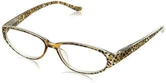 Sight Station Women's Kitty 1016368-325.COM Rectangular Reading Glasses