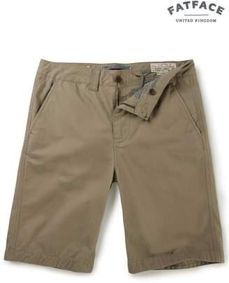 Next Mens FatFace Sandstone Lightweight Chino Shorts