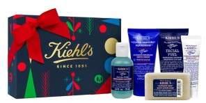 Kiehl's Men's Grab & Go Essential Five-Piece Gift Set