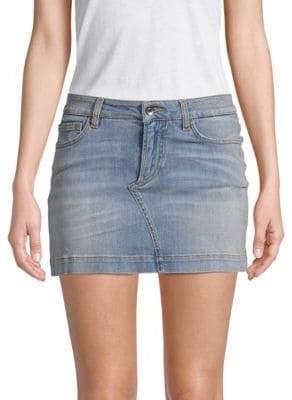 Dolce & Gabbana Sports Denim Skirt