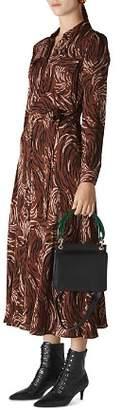 Whistles Elfrida Reed Shirt Dress