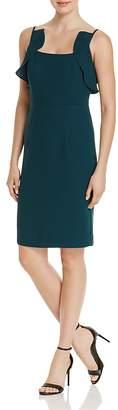 Nanette Lepore nanette Ruffle-Detail Sheath Dress - 100% Exclusive