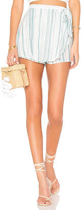 Show Me Your Mumu The Great Wrap Shorts