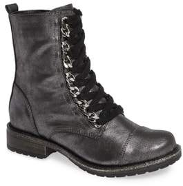 Dolce Vita Lundy Lace-Up Combat Boot