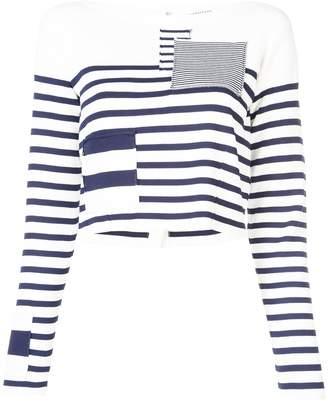Altuzarra Cousteau striped jumper