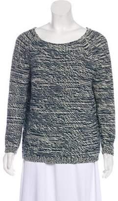 Nili Lotan Long Sleeve Knit Sweater