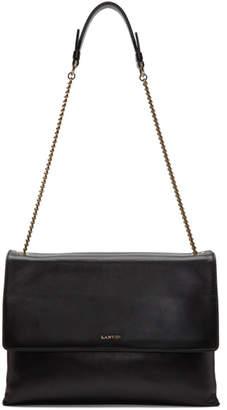 Lanvin Black Medium Sugar Bag
