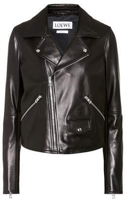 Loewe Leather biker jacket