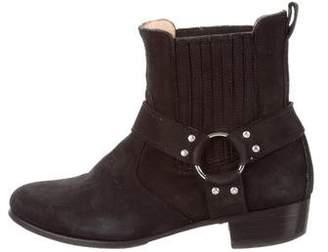 Dieppa Restrepo Nubuck Harness Boots