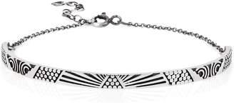 Lee Renee Peruvian Bracelet Silver