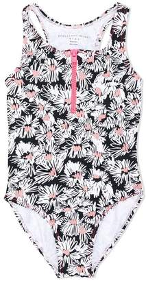 Stella McCartney scribble print swimsuit