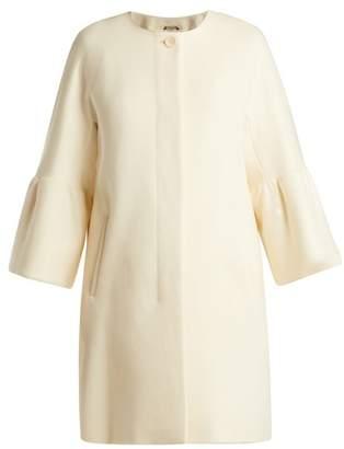 Max Mara Studio - Perim Coat - Womens - White