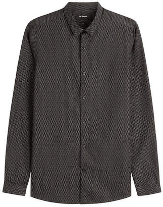 The Kooples Printed Cotton Shirt