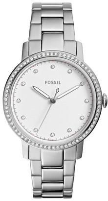 Women's Fossil Neely Bracelet Watch, 35Mm $115 thestylecure.com