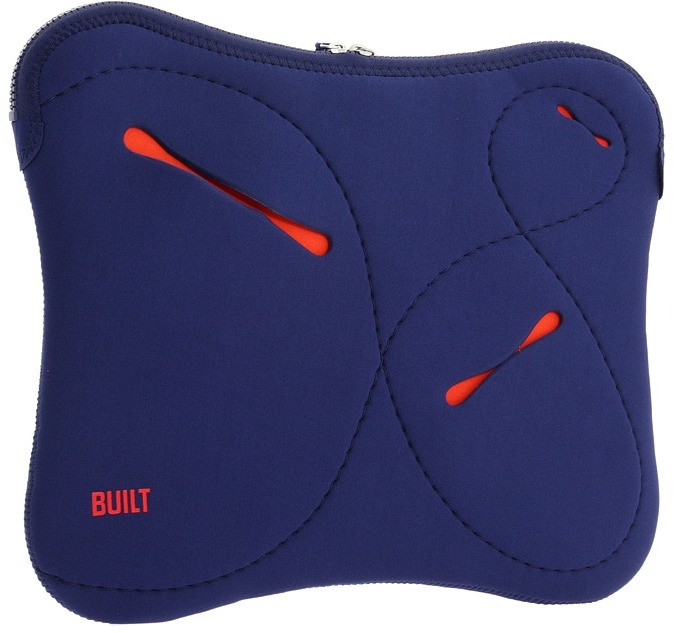 Built NY, Inc. - Cargo Laptop Sleeve 14-15 (Navy Blue) - Bags and Luggage