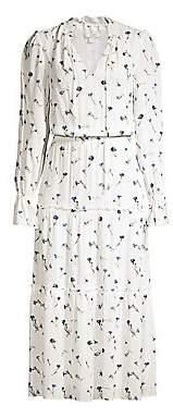 Joie Women's Waneta Tiered Floral Dress