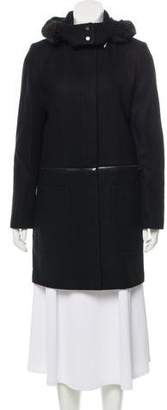Zac Posen Parker Convertible Coat w/ Tags