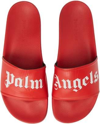 a8fc6172e061 Palm Angels Pool Slide Sandal