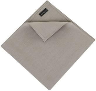 Chilewich Single Linen Napkin - Cement