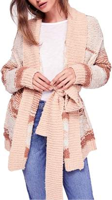 Free People Cozy Cabin Cardigan