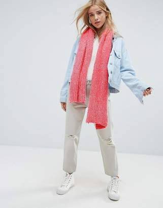 Miss Selfridge Chenille Scarf