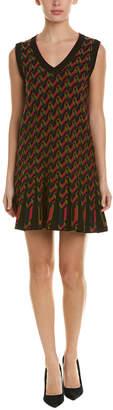 M Missoni Wool-Blend Shift Dress
