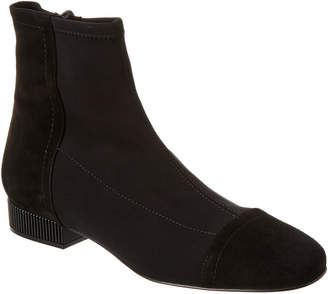 Taryn Rose Collection Anna Suede Ankle Boot