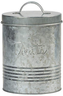 Global Amici Retro Treats2.25 Pet Treat Jar