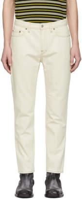 Acne Studios Off-White Bla Konst River Jeans