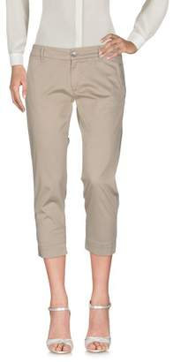 40weft 3/4-length trousers