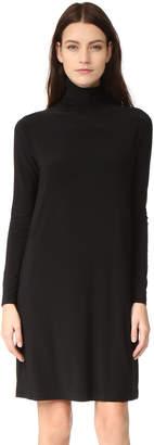 Norma Kamali Kamali Kulture Turtleneck Dress $125 thestylecure.com