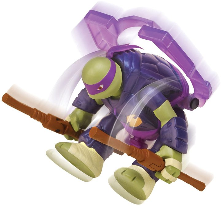 Teenage Mutant Ninja Turtles Throw N Battle Don