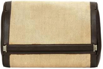 Hermes Vintage Ecru Cloth Small Bag, wallets & cases