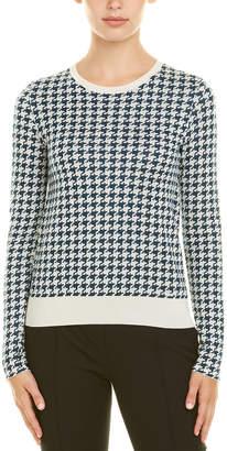 Akris Cashmere & Silk-Blend Sweater