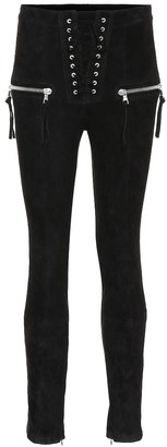 Unravel Leather pants