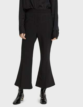 Ellery Align Vent Front Cropped Trouser