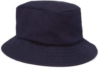 Freemans Sporting Club - Denim Bucket Hat - Men - Blue