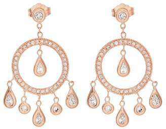 Jacquie Aiche - Diamond & Rose Gold Earrings - Womens - Rose Gold