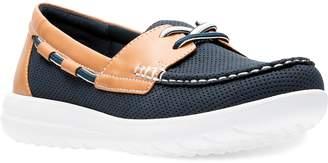 Clarks Cloudsteppers Jocolin Vista Women's Boat Shoes