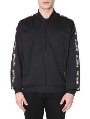 Moschino Sweatshirt With Zip