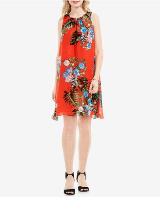 Vince Camuto Floral-Print Dress $129 thestylecure.com