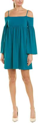 Susana Monaco Off-The-Shoulder Mini Dress