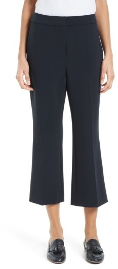 Women's Kate Spade New York Crop Flare Leg Pants