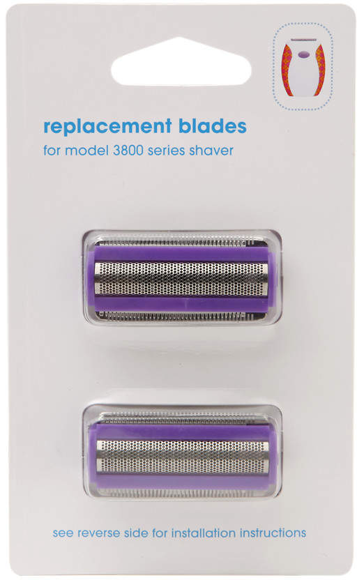 Clio Designs Replacement Blades for Model 3800 Series Shaver