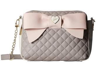 Betsey Johnson Bow Crossbody Cross Body Handbags