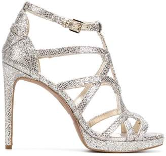 MICHAEL Michael Kors strappy high heel sandals